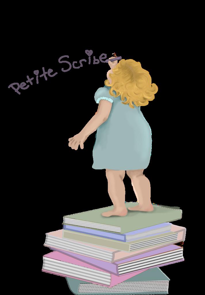 Petite Scribe Logo
