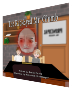 the red eyed mr glumb