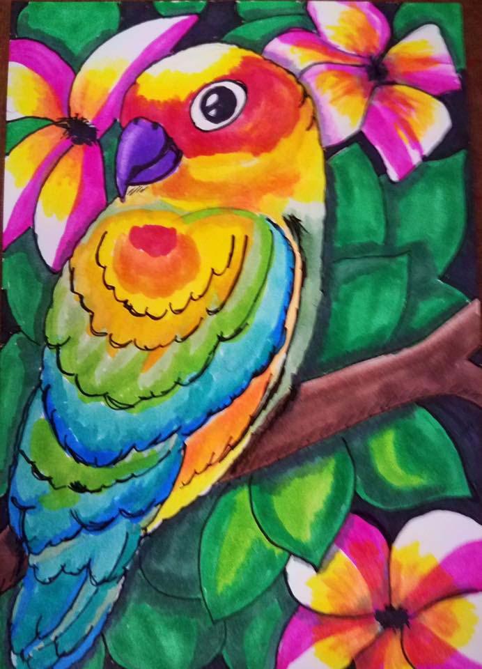 marker bird
