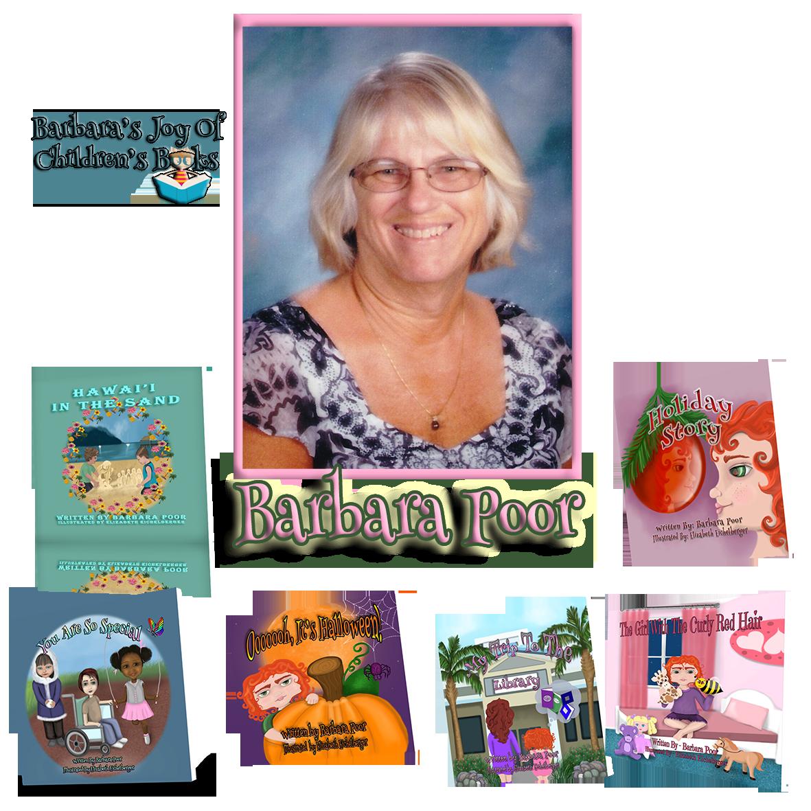 Barbara Author