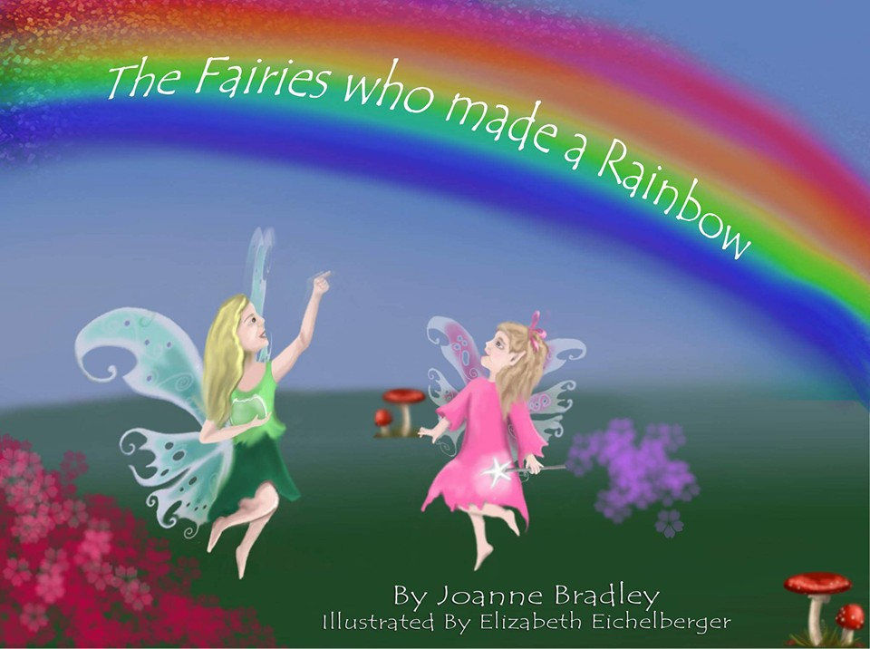The Fairies who made a Rainbow