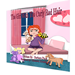 THE GIRL WITH THE CURLY RED HAIR